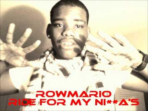 RICK ROSS FT. ROWMARIO - STAY SCHEMIN REMIX (NEW) 2012