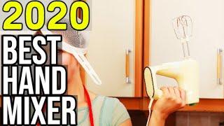 BEST HAND MIXER 2020 - Top 10