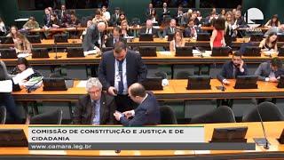 Constituição e Justiça - Discussão e votação de propostas - None