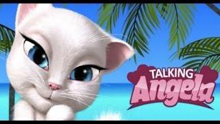 Мультфильмы для детей кошка анжела