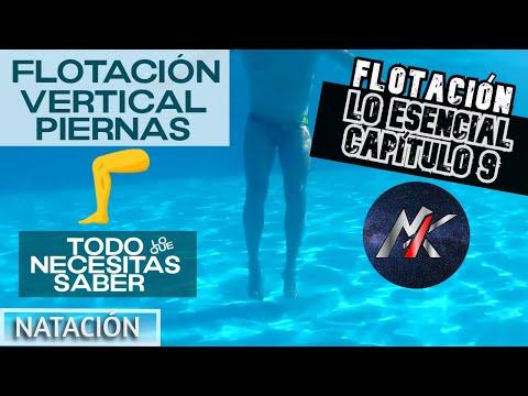 APRENDER A NADAR 1x02 (5/5): Flotación vertical II