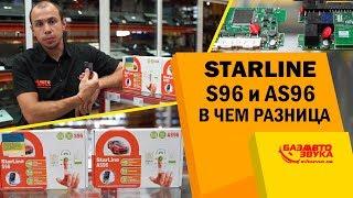 Как уберечь авто от угона? Starline S96 и AS96. Охранные системы бизнес класса.