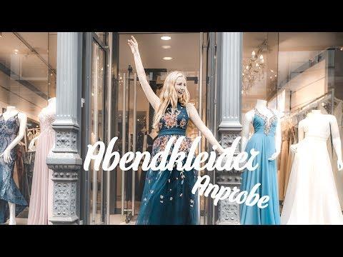 Abendkleider Anprobe: Sucht mit mir nach dem perfekten Kleid für eine Hochzeit in Norwegen | Vlog