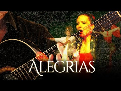 Alegrias Tutorial - Flamenco Guitar Lessons Free