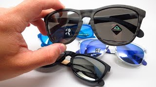 Oakley Frogskins Mix OO9428 Sunglasses Review & Unboxing