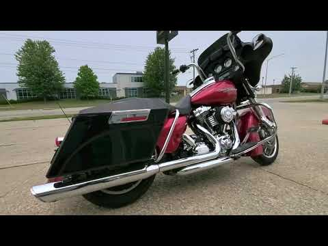 2012 Harley-Davidson Street Glide® in Ames, Iowa - Video 1