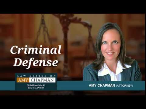 What Are The Qualities Of Good Criminal Defense Attorney In Santa Rosa, CA? | (707) 232-5566