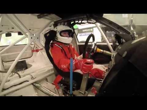 MMČR v rallycrossu v Sedlčanské kotlině - Martina Koutná