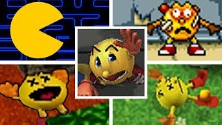 EVOLUTION OF PAC-MAN DEATHS & GAME OVER SCREENS (1980-2016) Arcade, PS1, 3DS, PC & More!