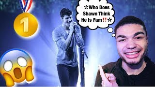 "SHAWN MENDES (How?!?👀When?!?😱 Really?!?😳) ""Mercy"" Honda Stage REACTION !!"