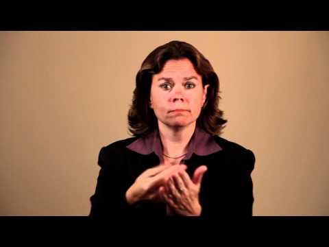 Legal Terms in ASL