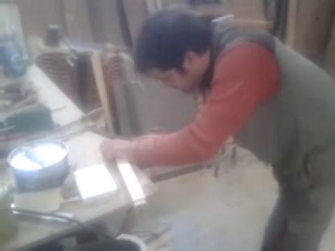 fabricacion de silla de pescar