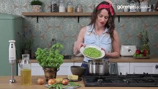 Блендер Gorenje HBX603RL от компании F-Mart - видео