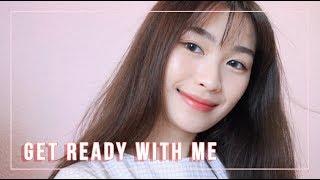 GRWM - Korean Daily Makeup ✨