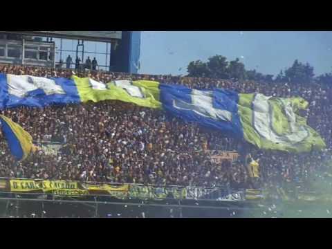 """""""Rosario Central - Recibimiento Vs Nob 2016"""" Barra: Los Guerreros • Club: Rosario Central"""
