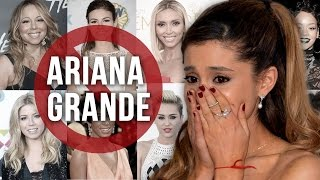 Gambar cover 10 Celebs Who've Dissed Ariana Grande