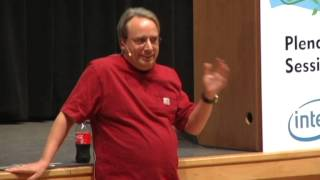 DebConf 14: QA with Linus Torvalds