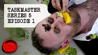 Taskmaster - Series 5, Episode 1   Full Episode   'Dignity Intact'