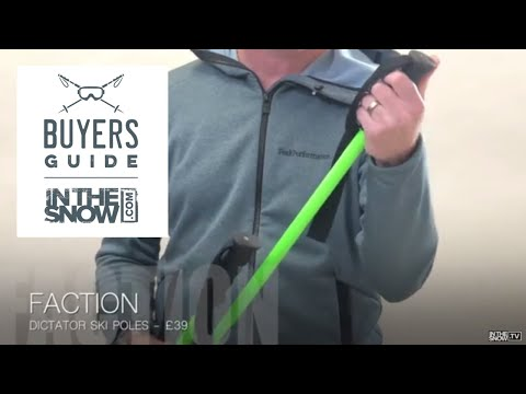 Faction Dictator Ski Pole Review