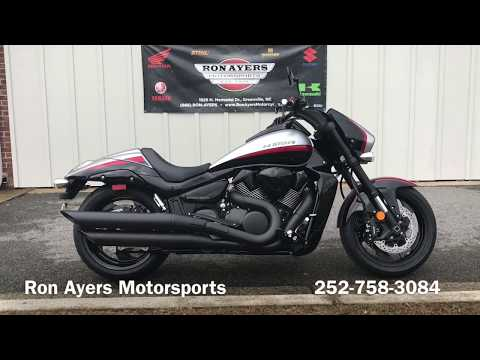 2018 Suzuki Boulevard M109R B.O.S.S. in Greenville, North Carolina - Video 1