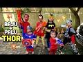 Download Video Drama Superhero Unboxing Baju dan Palu Thor