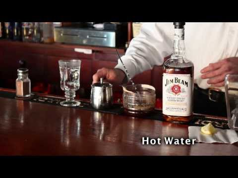 Video Hot Toddy Recipe - How to Make a Hot Toddy