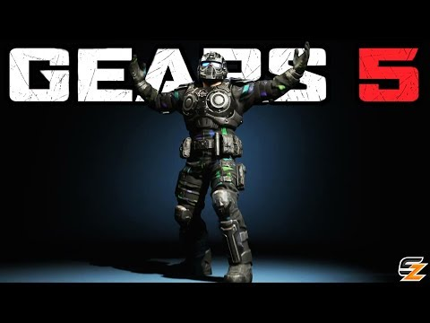 GEARS 5 News - How to get JOHNNY COG GEAR Character Skin & Support Charity!