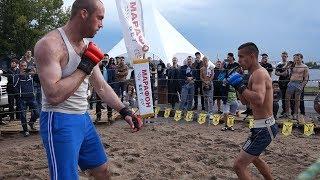 Big Men Destroying small MMA fighter