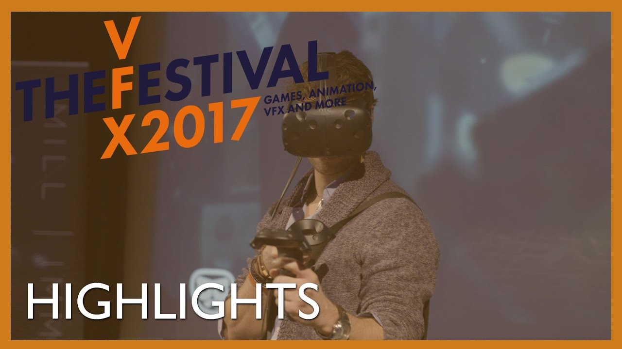 VFX Festival 2016 highlights