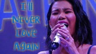 KATRINA VELARDE - I'll Never Love Again (The MusicHall Metrowalk | April 3, 2019) #HD720p
