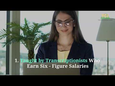 TCI General Transcription Training Course: How We Are Different ...