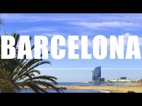 BARCELONA VLOG 2018 || SPAIN TRAVEL VLOG || STAYING AT HOTEL ARTS BARCELONA