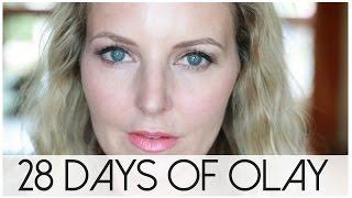 28 Days of Olay