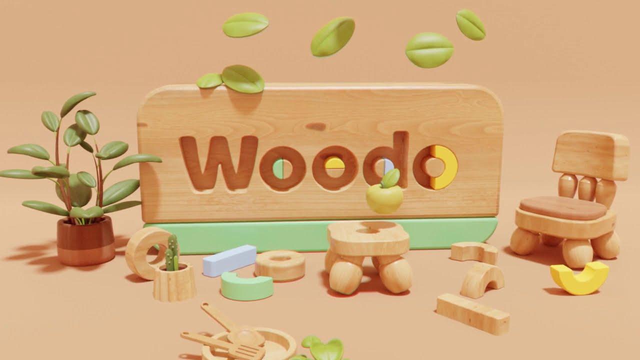 Woodo trailer
