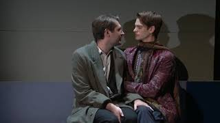 Andrew Scott/Andrew Garfield Comparison - Bench Scene