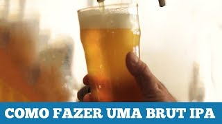 Receita Cerveja Brut IPA - BIAB