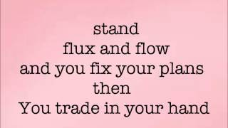 "LIGHTS - ""Flux And Flow"" ~ Acoustic~ {Lyrics}"