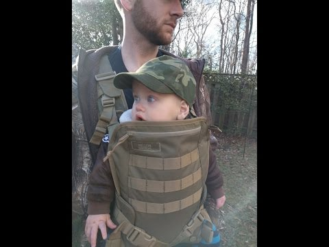Mission Critical Tactical Baby Carrier Review