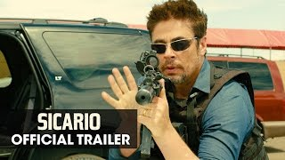 """Sicario (2015 Movie - Emily Blunt) Official Trailer – """"Welcome to Juarez"""""""