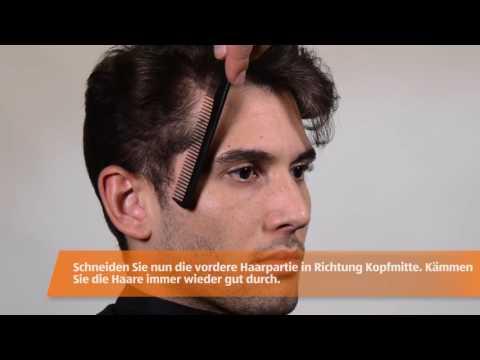 Profi-Akku-Haarschneider