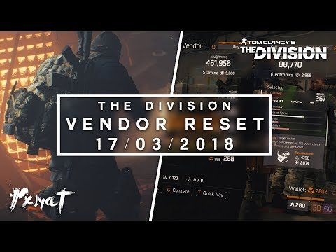 Tom Clancy's The Division :: STATE OF THE GAME: MARCH 22ND, 2018