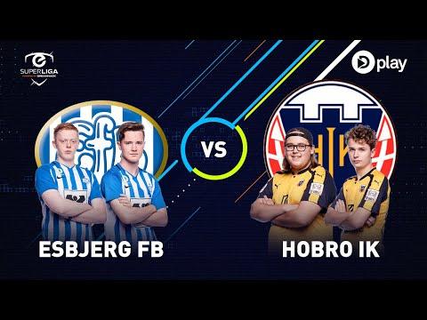 Hobro IK vs. Esbjerg fB