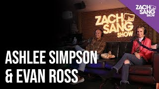Ashlee Simpson And Evan Ross Talk Phases, Solo Albums & Michael Jackson