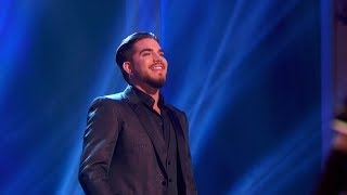 "Adam Lambert - Performing ""Believe"" by Cher - 41st Annual Kennedy Center Honors"