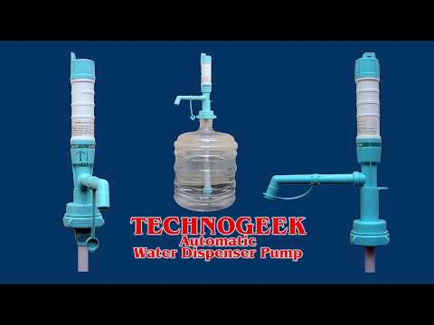 Automatic Water Dispenser Pump