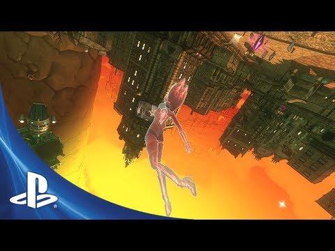 Gravity Rush launch trailer