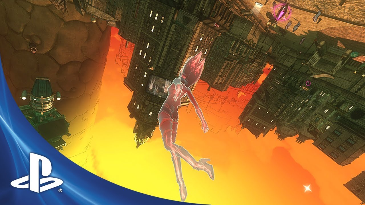 Gravity Rush Launches Today on PS Vita – Get the Inside Scoop on DLC
