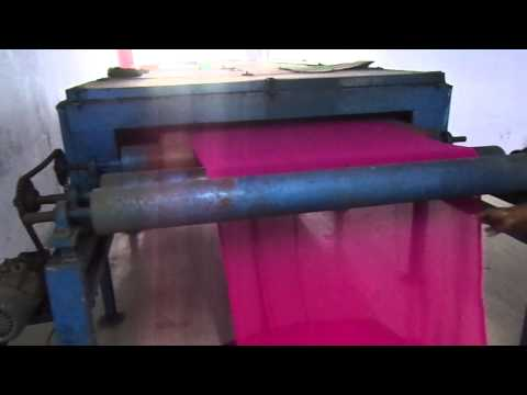 Fabric Dotting Machine