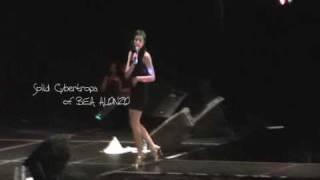 Bea singing I'm Missing You (Houston)
