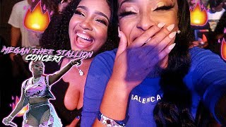 ME AND CORIE WENT TO THE MEGAN THEE STALLION CONCERT! KENVEMBER DAY 9